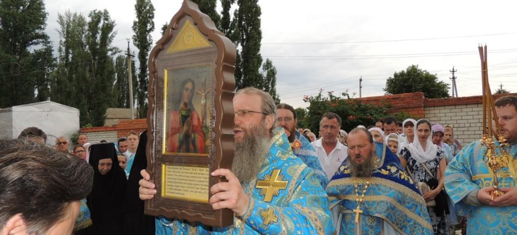 Праздничные мероприятия в день празднования Ахтырской иконы Божией Матери