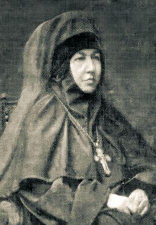 110 лет со дня блаженного преставления игумении Арсении (Себряковой)