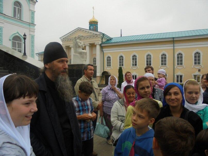 Паломническая поездка воскресной школы в Задонский монастырь