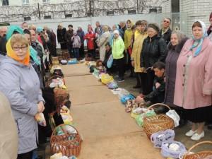 02 Традиционный объезд ряда храмов города Урюпинска