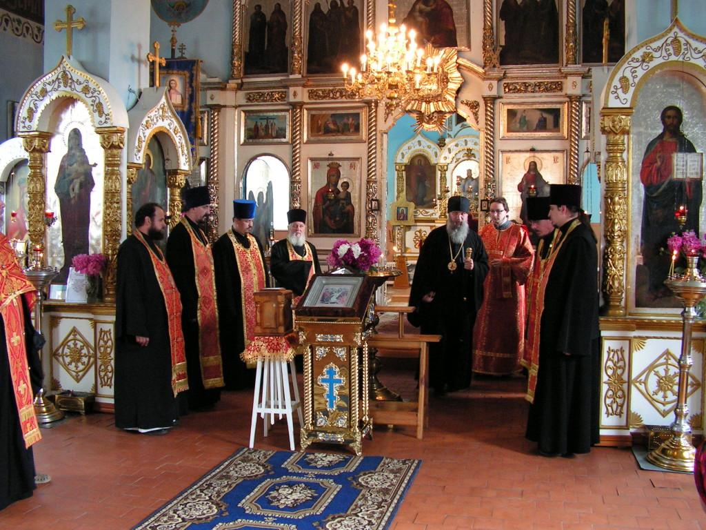 Собрание духовенства Фроловского благочиния.