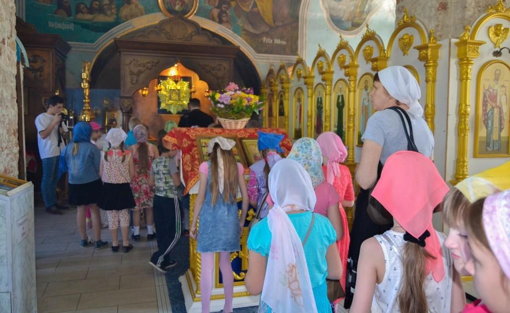 Паломническая поездка в Урюпинск.