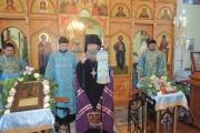 Празднование Ахтырской иконы Божией Матери с. Гусевка