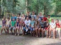 «Православный день» для второй смены в детском оздоровительном лагере «Золотой Колос».