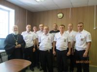 Встреча с сотрудниками ГИБДД города Фролово.