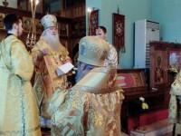 Владыка Елисей принял участие в торжествах по случаю годовщины хиротонии митрополита Германа.