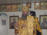 Праздничное Всенощное бдение в храме свт. Николая архиепископа Мир Ликийских, чудотворца.