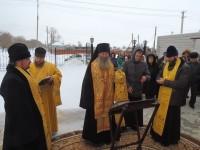Чин освящения колоколов в храме святой Троицы.