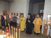 В Урюпинской епархии молитвенно почтили день памяти Свт. Иоасафа, еп. Белгородского.