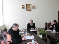 Заседание Епархиального совета.