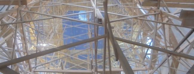 Восстановление Кафедрального собора Покрова Пресвятой Богородицы г.Урюпинска.