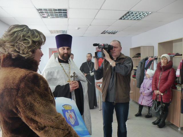 Открыт Гуманитарный центр Михайловского благочиния  Урюпинской епархии Русской Православной Церкви — «Доброе сердце».