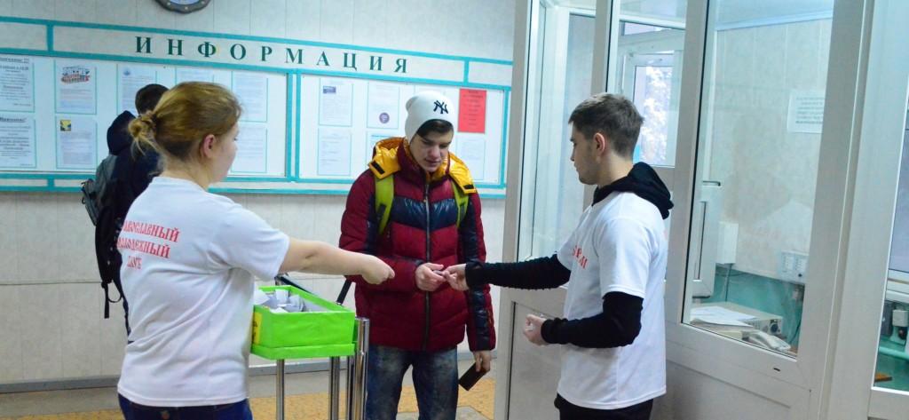 Два мероприятия для студентов в День православной молодежи и праздник Сретения Господня.