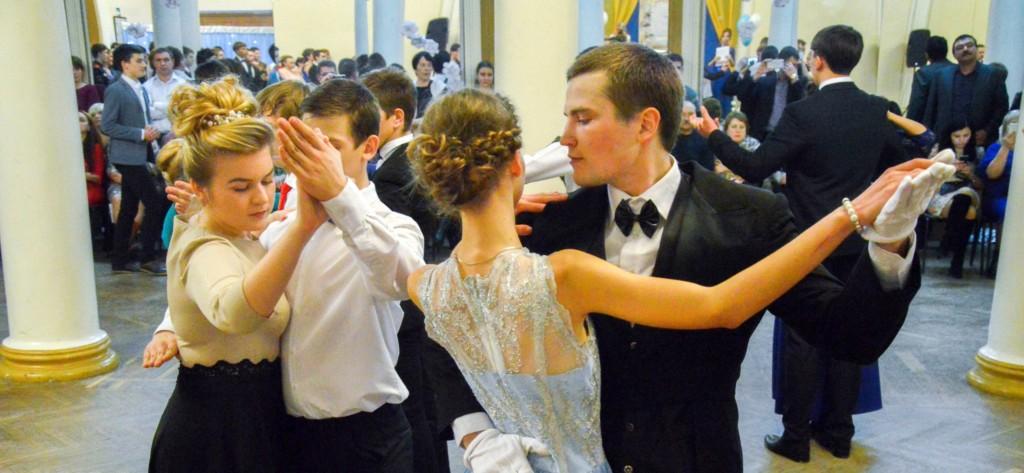 Епархиальный молодёжный Сретенский бал в г. Михайловка и в г. Фролово.