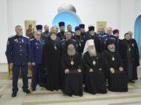 Совещание на тему «Церковь и казачество: соработничество на благо Отечества».