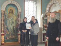 Уставные богослужения в Покровском кафедральном соборе соборе г. Урюпинска.