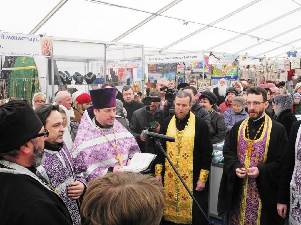 29 марта в Урюпинске начала работу книжная выставка-форум «Радость слова» и православная ярмарка «Урюпинск православный».
