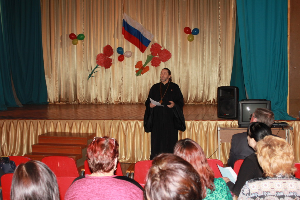 Районный семинар-практикум на базе Краснолиповского сельского Дома культуры.