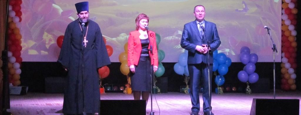 В Еланском районном Доме культуры «Юбилейный» состоялся районный фестиваль «Пасхальная радуга».