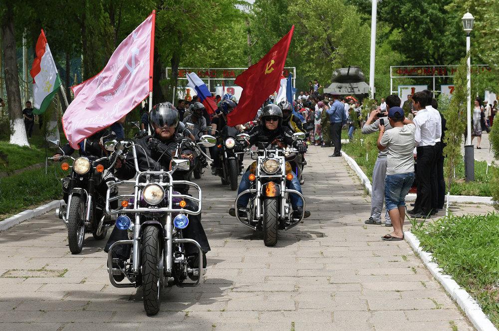 Приглашаем на автомотопробег, посвященный 72-й годовщине Победы Советского народа в Великой Отечественной войне 1941-1945 г.г.