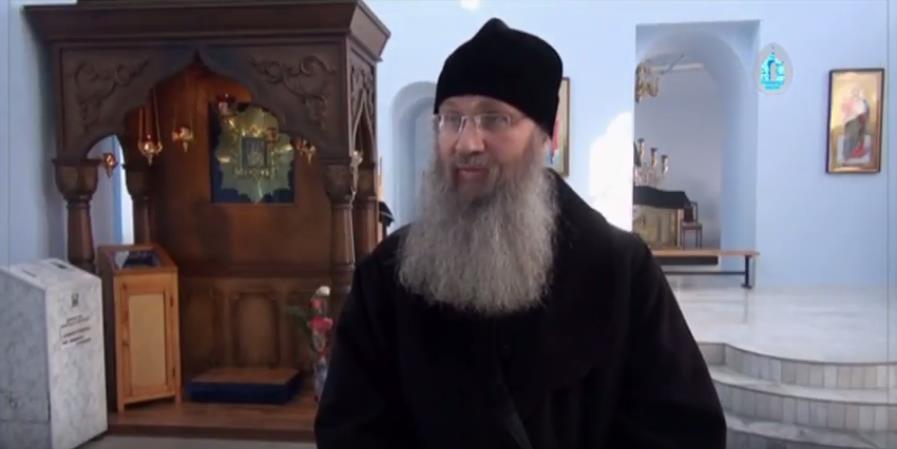Интервью преосвященного Елисея, епископа Урюпинского и Новоаннинского.