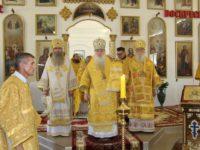 Храм прор. Божия Илии в г. Волгограде отметил свой престольный праздник.