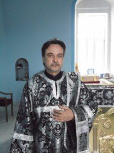 День тезоименитства - диакон Сергий Козлов