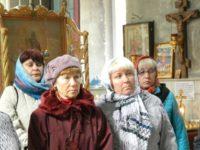 Встреча участников школы социальной активности с диаконом Михаилом Макаровым.