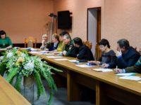 Заседание Координационного Совета по патриотическому воспитанию населения г. Михайловка.