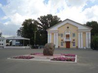 Обсуждение вопроса строительства храма на заседании попечительского совета в ст.Кумылженской.
