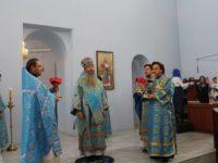 Покровский кафедральный собор отметил свой престольный праздник