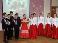 Праздник в честь Покрова Пресвятой Богородицы в школе №6 г. Урюпинска.