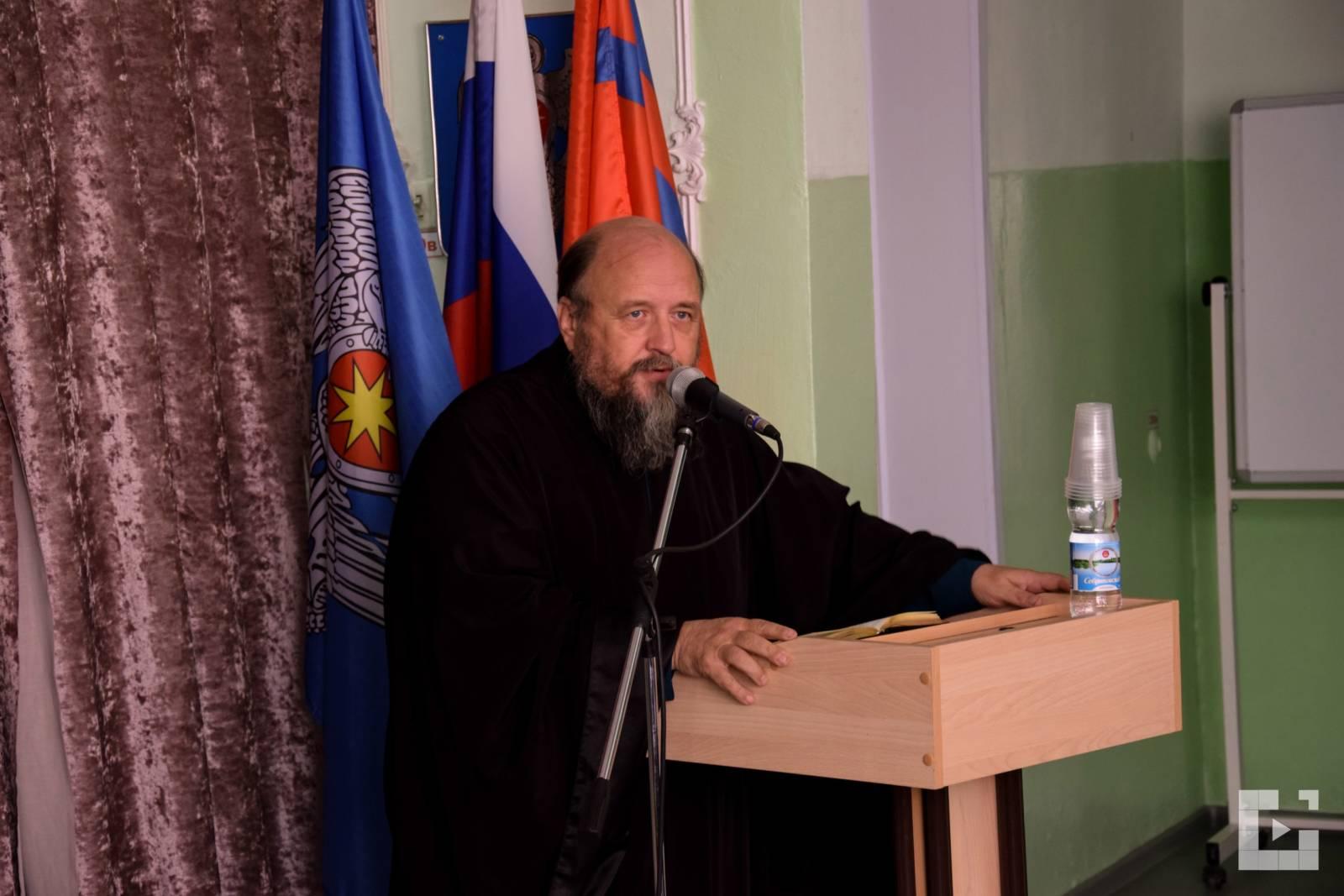 VII Покровские образовательные чтения в г. Михайловка. - Урюпинская епархия