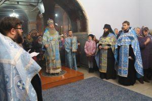 Канун празднования Покрова Пресвятой Богородицы