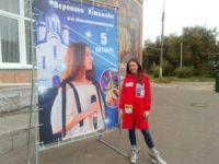 Пресс-конференция с учащимися школ Новониколаевска.