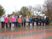 Праздник Покрова Пресвятой Богородицы в станице Преображенской.
