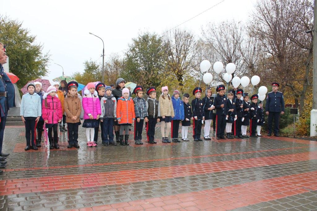 Праздник Покрова Пресвятой Богородицы в станице Преображенской. - Урюпинская епархия