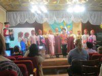 Праздничный концерт в Еланской Детской школе искусств.