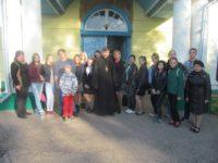Встреча студентов Еланского аграрного колледжа с заместителем начальника ОМВД по Еланскому району.