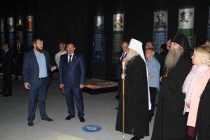 Открытие мультимедийного исторического парка «Россия — Моя история»