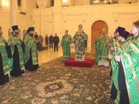 Первая годовщина прославления преподобной Арсении, игуменьи Усть-Медведицкой.