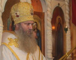 Воскресная Божественная Литургия в храме Покрова Пресвятой Богородицы х.Ветютнев.