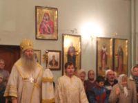 Всенощное Бдение в Гусевском женском монастыре.