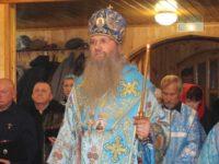 Всенощное Бдение в храме Казанской иконы Божией Матери г. Михайловка.