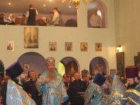 В День празднования иконы Божией Матери «Всех скорбящих Радость»