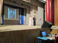 Концерт матушки Наталии Копейкиной в г. Фролово.