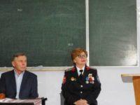 Торжественное открытие казачьего института в Урюпинске.