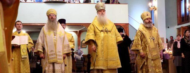 Юбилей митрополита Волгоградского и Камышинского Германа.