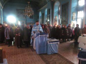 Праздник Казанской иконы Божией Матери в Елани