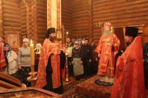 В канун Дня памяти Свт. Иоанна Златоуста, архиепископа Константинопольского